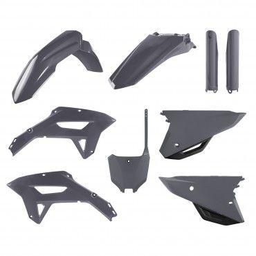 Honda CRF450RX - Kit Plastiche Replica Nardo Grey - Modelli 2021-22
