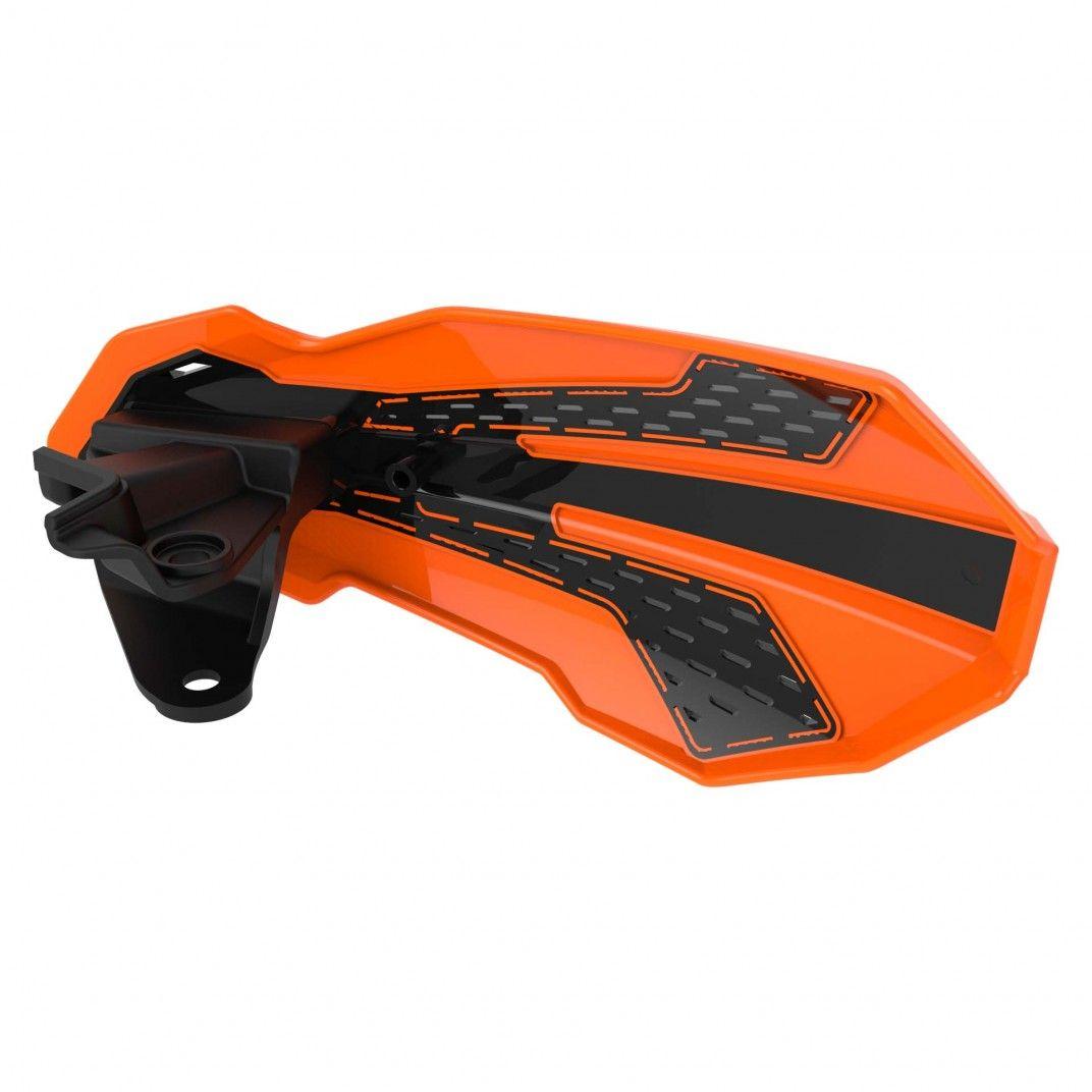 MX FLOW Handguard - KTM SX/EXC Models 2014-22   - Orange and Black
